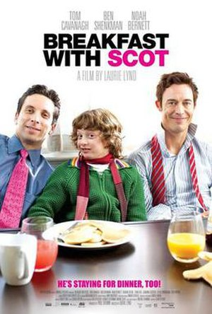 Breakfast with Scot - Theatrical release poster