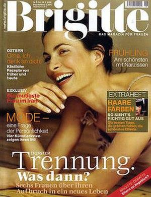 Brigitte (magazine) - Image: Brigitte (magazine)