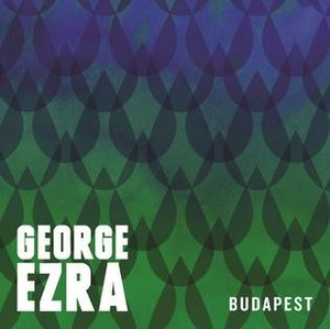 Budapest (song) - Image: Budapest cover George Ezra