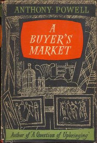 A Buyer's Market - First edition