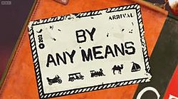 by any means 2008 tv series wikipedia