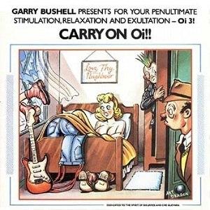 Carry On Oi! - Image: Carry On Oi!