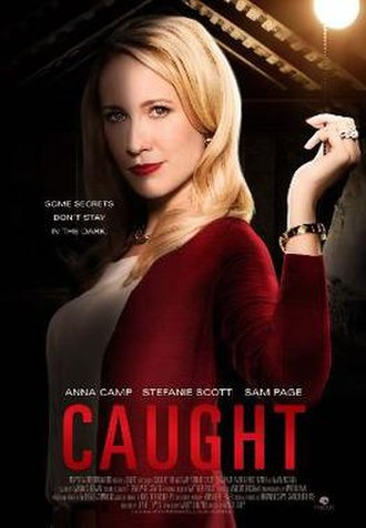 Caught (2015 film) - Promotional poster