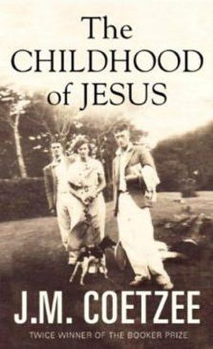 The Childhood of Jesus - First edition hardcover