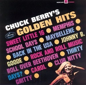 Chuck Berry's Golden Hits - Image: Chuck Berry's Golden Hits