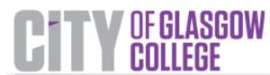 City of Glasgow College - Image: City of Glasgow College logo