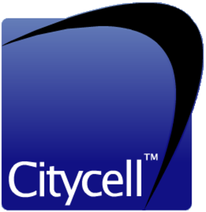 Citycell - Image: Citycell Logo New