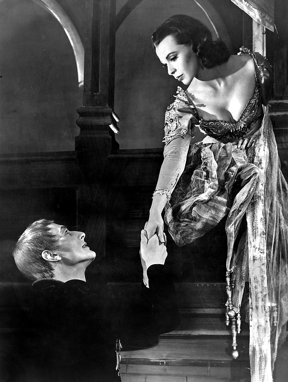 Claire Bloom - Juliet - 1957