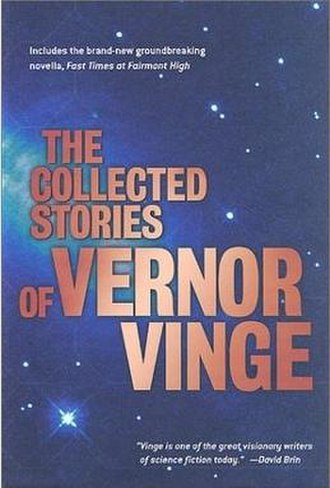 The Collected Stories of Vernor Vinge - Image: Collected stories of vernor vinge 2001 bookcover
