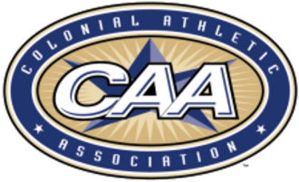Colonial Athletic Association - Logo used until 2013.