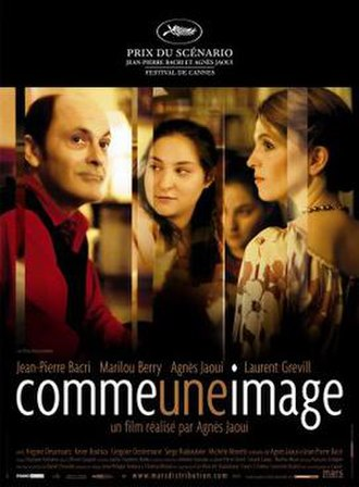 Look at Me (film) - French film poster
