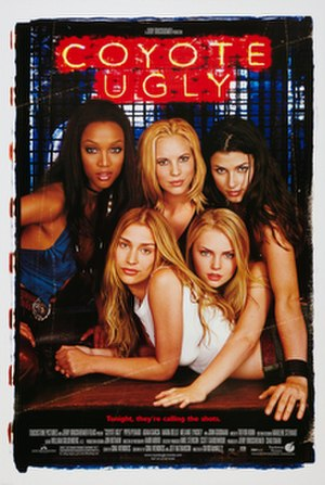 Coyote Ugly (film) - Theatrical release poster