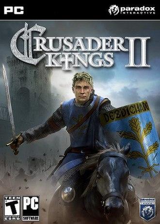 Crusader Kings II - Image: Crusader Kings II box art