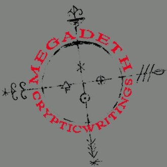 Cryptic Writings - Image: Cryptic writings cover