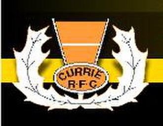 Currie RFC - Image: Currierfc