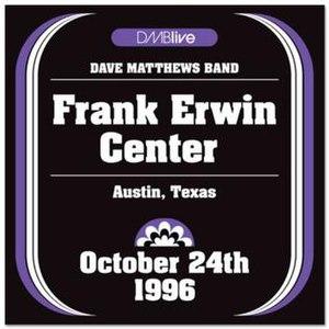 1996-10-24 Frank Erwin Center, University of Texas, Austin, TX - Image: DMDD61