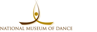 National Museum of Dance and Hall of Fame - Image: Dancemuseumlogo