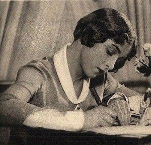 Le Bal (1931 film) - Image: Danielle Darriuex in Le Bal