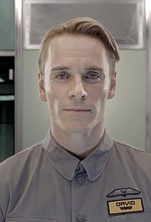 David 8 Fictional character featured in the Alien franchise