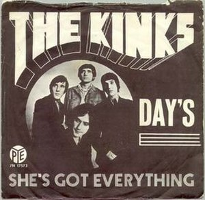 Days (The Kinks song)