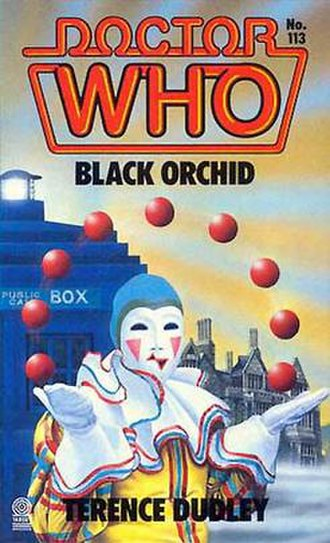 Black Orchid (Doctor Who) - Image: Doctor Who Black Orchid
