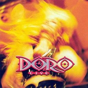 Doro Live - Image: Doro Live (Front)