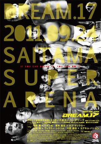 Dream 17 - Image: Dream 17poster