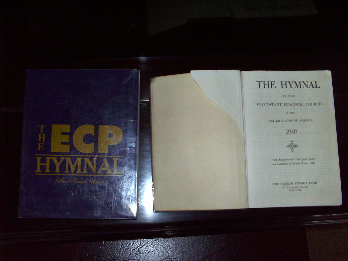 List of English-language hymnals by denomination - Wikipedia