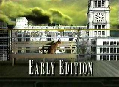 Picture of a TV show: Early Edition
