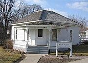 John Wayne's birthplace in Winterset
