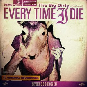 The Big Dirty (album) - Image: Etid thebigdirty