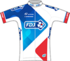 FDJ (cycling team) jersey