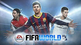 FIFA World Version 8 title screen.jpg