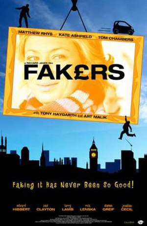 Fakers - Image: Fakers Film Poster