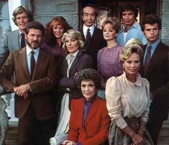 Falcon Crest - Original cast (1981)