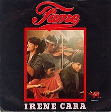 Fame Irene Cara Song Wikipedia