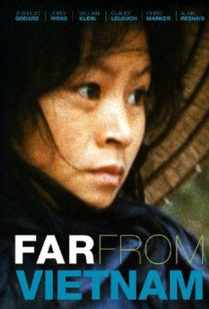 Far from Vietnam - Film poster