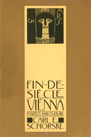 Fin-de-siècle Vienna - Cover of the first edition featuring a preliminary sketch of Pallas Athene by Gustav Klimt