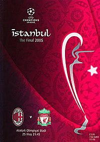 2005 uefa champions league final wikipedia