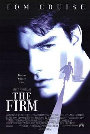 The Firm (1993 film) - Theatrical release poster