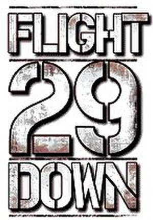 Flight 29 Down - Image: Flight 29 Down Logo
