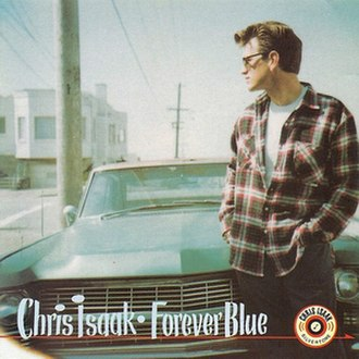Forever Blue (Chris Isaak album) - Image: Forever Blue Chris Isaak