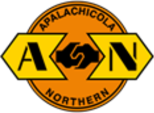 AN Railway - Image: G&W AN Logo