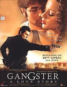 Gangster (2006) SL DM - Emraan Hashmi, Kangana Ranaut, Shiney Ahuja, Vicky Ahuja, Sachin Karekar, Gulshan Grover