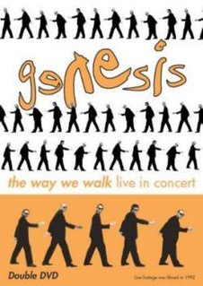 <i>The Way We Walk</i> 2002 video by Genesis