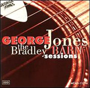The Bradley Barn Sessions - Image: Georgejones&friends