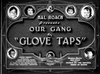 <i>Glove Taps</i> 1937 film by Gordon Douglas