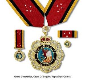 Order of Logohu - Image: Grand Companion Order of Logohu