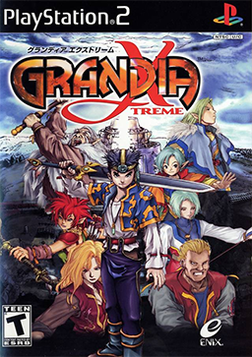 Grandia Xtreme - Wikipedia, the free encyclopedia