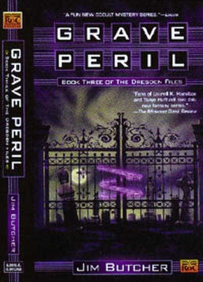 Picture of a book: Grave Peril